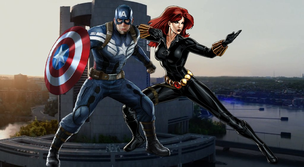 Image result for captain america defending