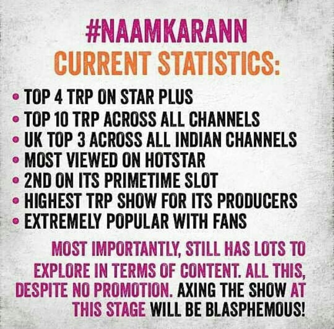 Show Naamkaran On Hotstar