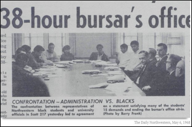 Nu Archives On Twitter May 4 1968 Takeover Of The Bursars