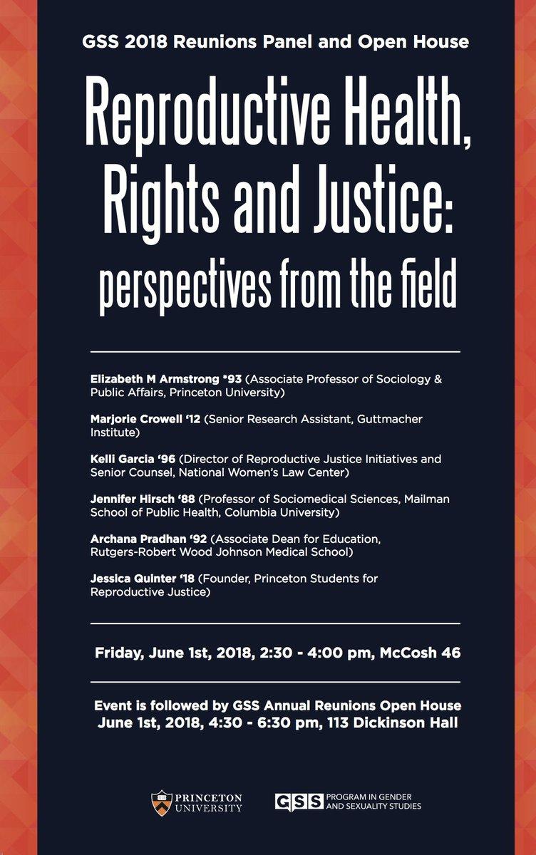 Social Media Posts for Princeton University