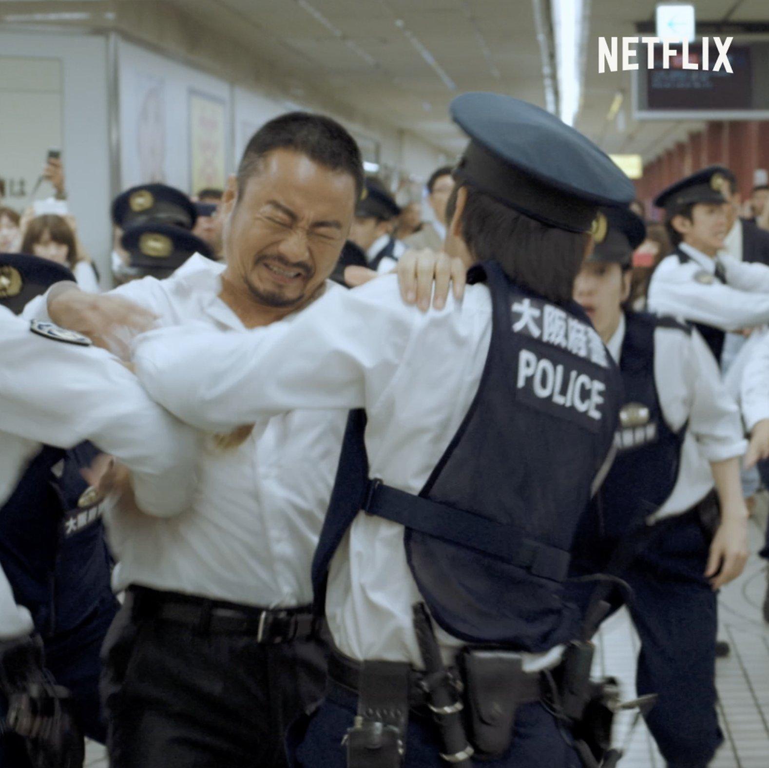 John Woo directed a new movie!  John! Woo! Directed! A! New! Movie!  (it bears repeating) https://t.co/EK0tBv9JQp