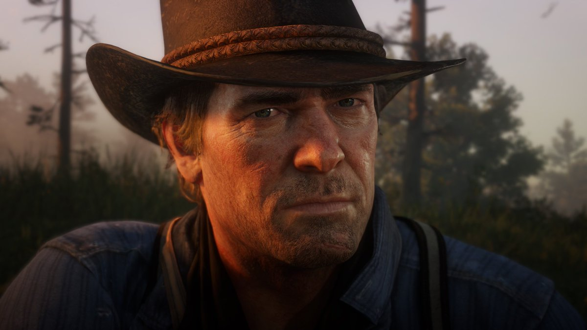 Rockstar Games On Twitter Screens From Red Dead Redemption 2