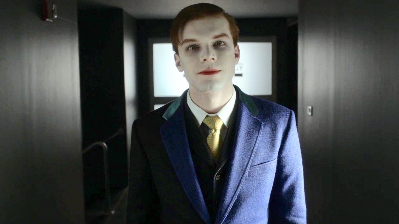"Gotham on Twitter: ""What'd you think of @cameronmonaghan's"