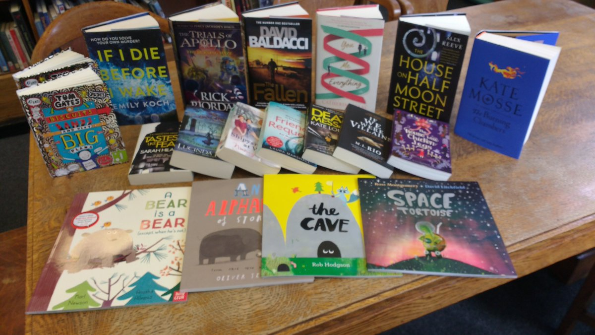 Walkley Library On Twitter Its Brand New Books Day Once Again - Can-pick-the-book-quick
