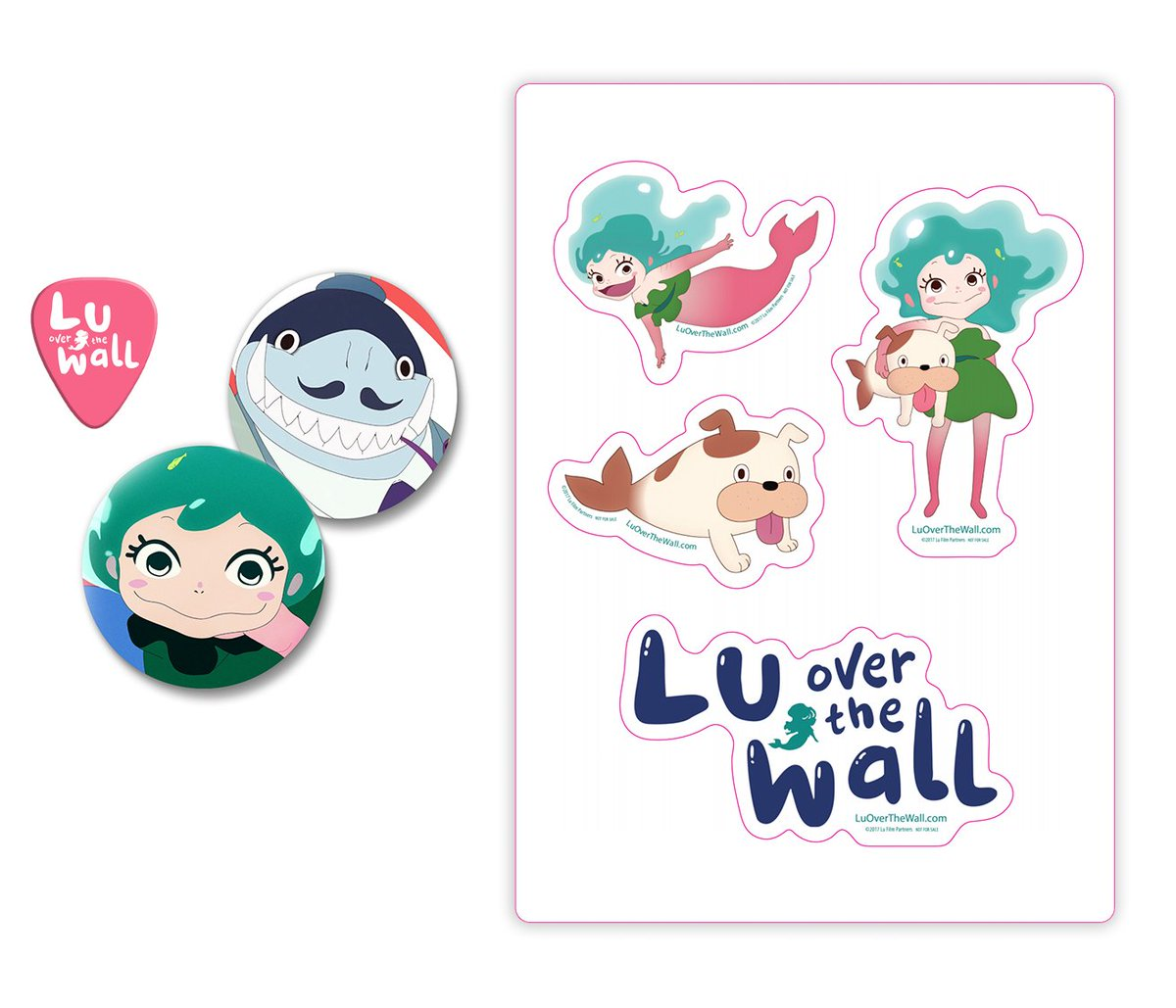 Our #NYICFF2018 Opening Night film LU OVER THE WALL opens in just over a week! And weve got a super cool giveaway to offer to our audiences: a pair of tickets, some adorable merch, and a holo umbrella! Follow this link to enter through May 8: bit.ly/2HNTd77