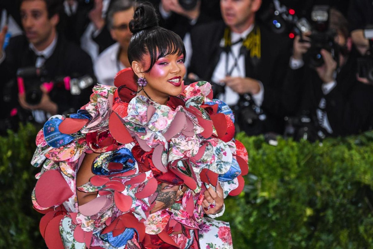 Rihanna Best Met Gala Looks of all Time