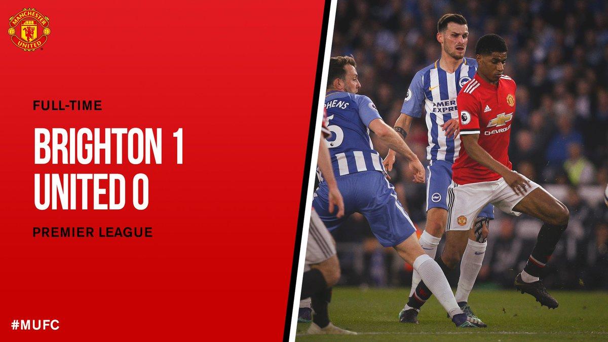 Chấm điểm kết quả Brighton 1-0 Manchester United