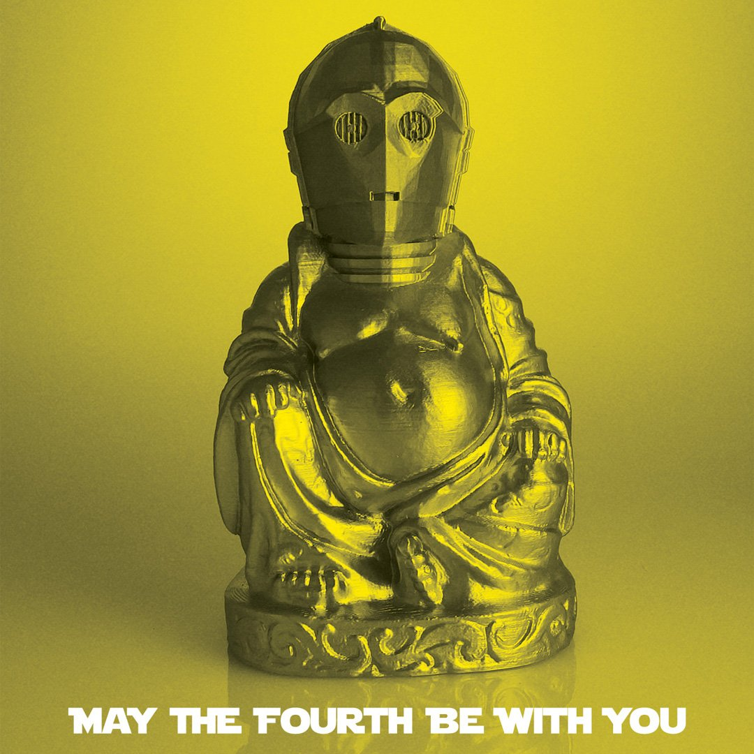 Punch Baggy On Twitter Happy Star Wars Day Maythefourthbewithyou