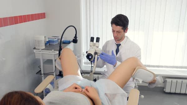 Фото у гинеколога в одном месте — pic 14
