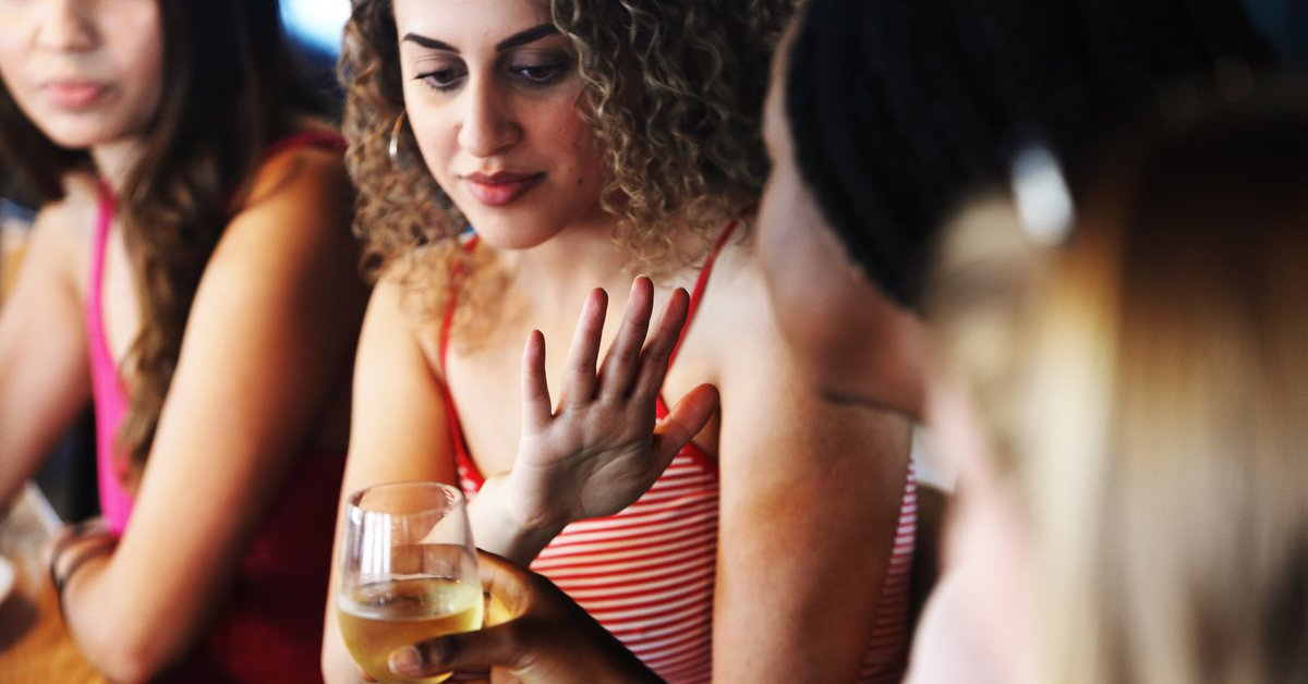 Nondrinkers have feelings, too, and they want to be heard. huffp.st/zMKWwhA