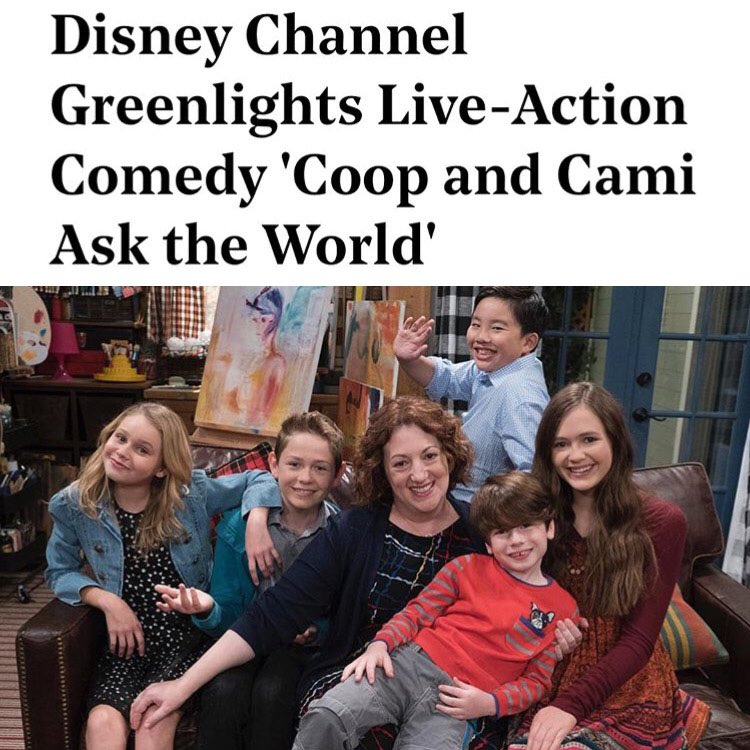cast of coop and cami ask the world