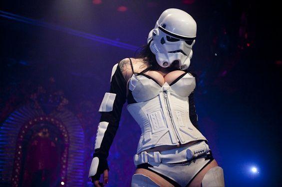 Sexy Fandom: May the 4th Star Wars Burlesque Show https://t.co/sZxqBj1X4F...