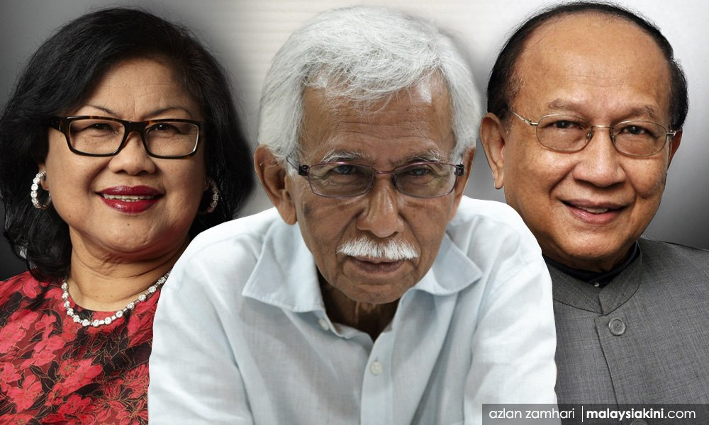 Image result for Daim, Rafidah and Rais