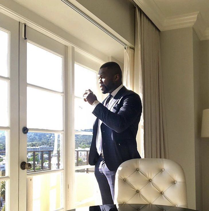 Life is treating me good, I'm expressing my ideas and the major studios are embracing them. #lecheminduroi https://t.co/JH9ugdV4Se