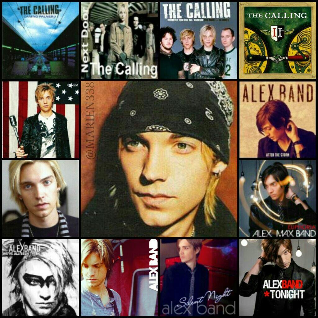 Love @TheCallingMusic #BandGirl #caminopalmero #LA #whereveryouwillgo #awesomemusic