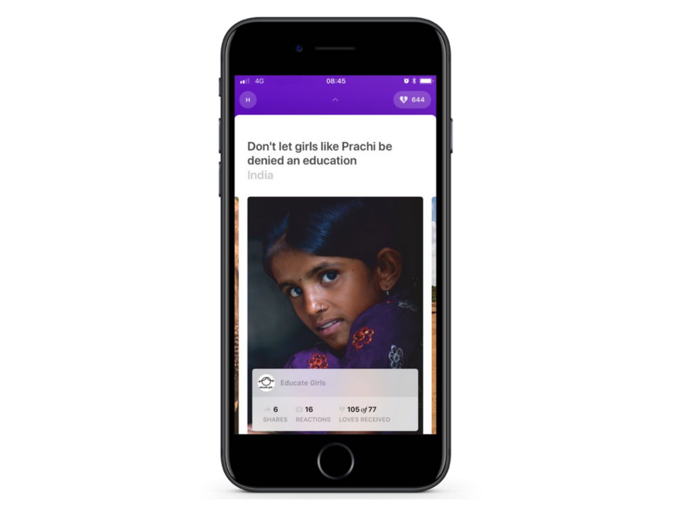 毎日大量に発生する「いいね!」が寄付アプリElbiでチャリティ活動になったら、いい世界になりそう #ファッション #人物 #テクノロジー #海外 https://t.co/u7sprYlrAl