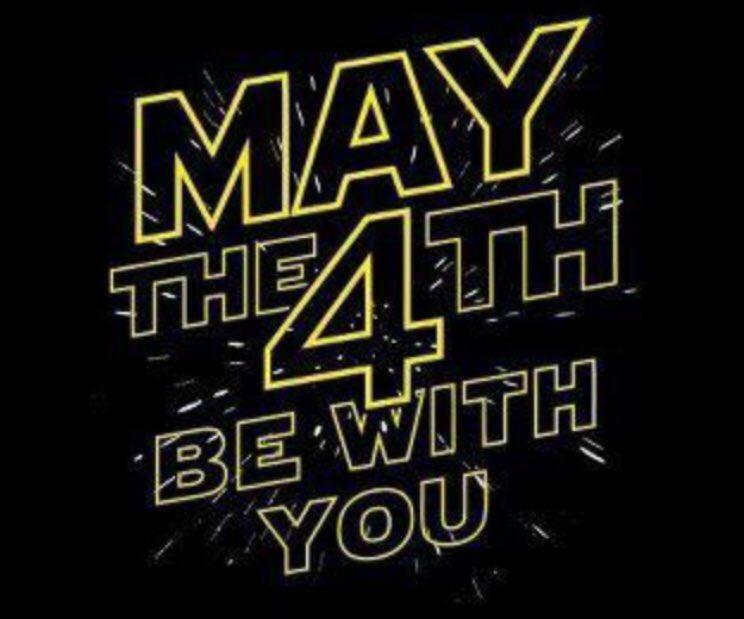 HAPPY STAR WARS DAY CHEVELLE FANS!!