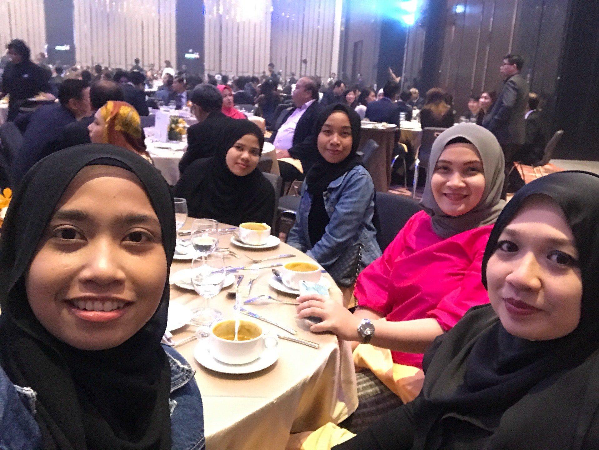 Annual Dinner Pertubuhan Akitek Malaysia (@ Grand Ballroom in Petaling Jaya, Selangor) https://t.co/EJtpQmwpu0 https://t.co/4wRy3F0qQh
