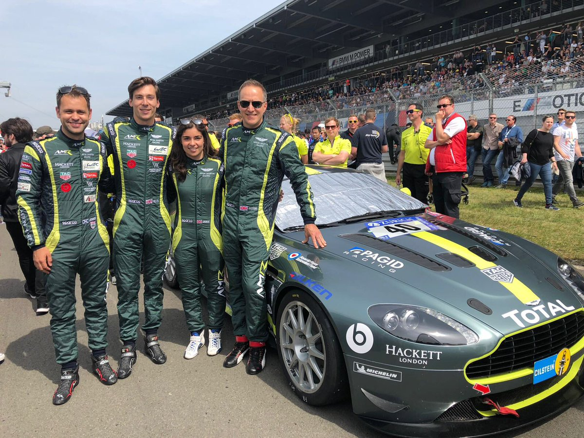 Aston Martin Racing On Twitter Good Luck To The Youngest Driver In The Field Jamiechadwick55 Who His Sharing Our 40 Astonmartin Vantage Gt4 With Alexlynnracing Jonnyadam Petercateracer Astonmartin Vantage V8 N24 Https T Co Ouggtgqo8h