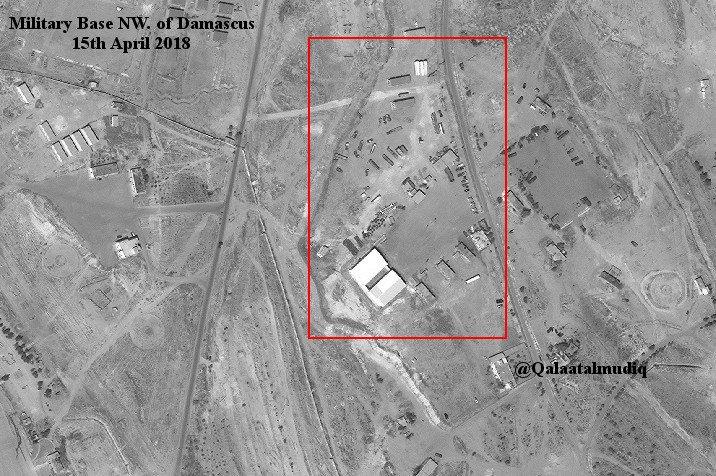 تجمع الميلشيات الإيرانية