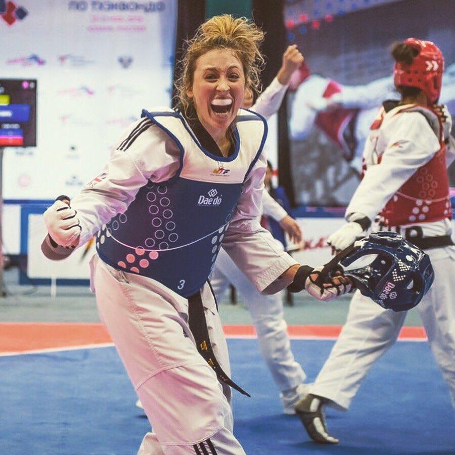 Women and Martial Arts - Jade Jones