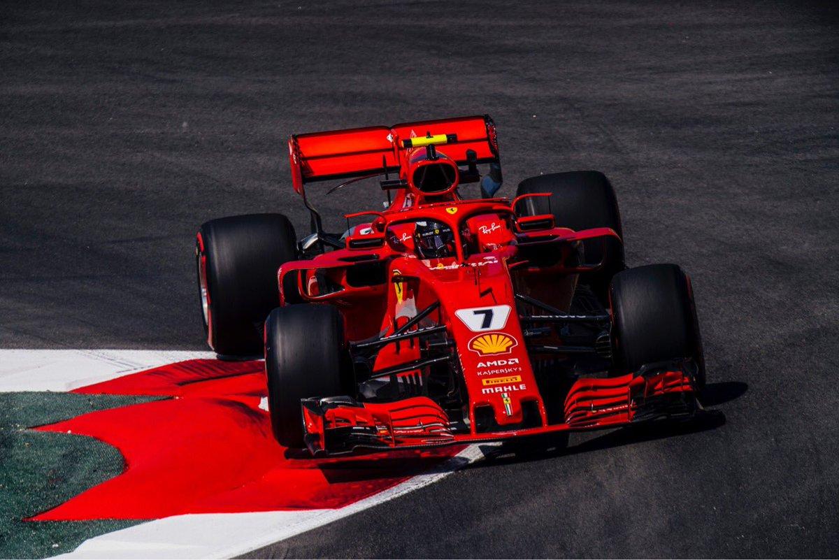 F1 2018 Spanish GP - Free Practice 3