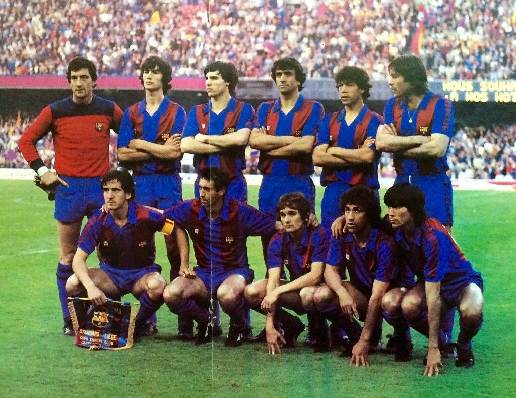 nowa wysoka jakość oficjalny sklep przedstawianie mesqueunclub.gr: 12 - 05 - 1982 Final de la Recopa , Camp ...