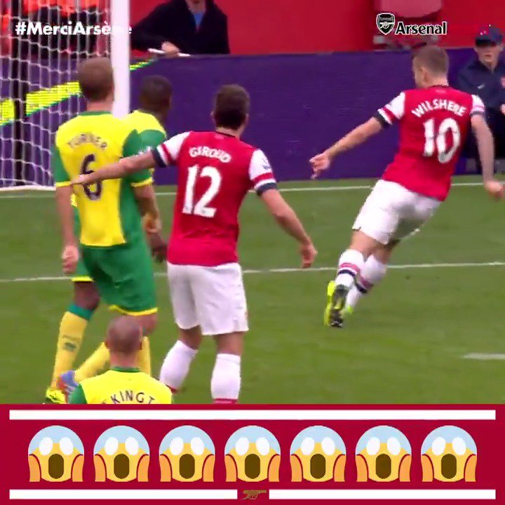 One of the Best Arsenal Goals Ever?