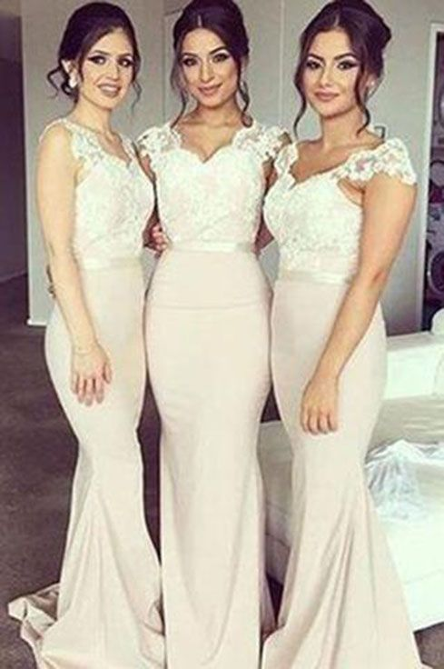 New post (Cap Sleeve Lace Mermaid Long Sweetheart Cheap Plus Size Wedding Bridesmaids Dres...) has been published on Happy Mothers Day 2018 - happymothersdaywishes.info/cap-sleeve-lac…