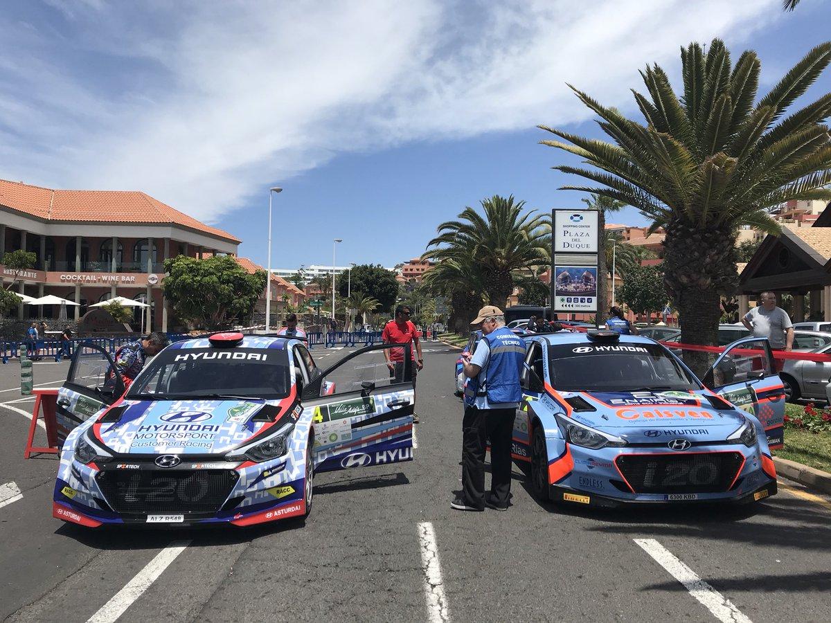 CERA: 28º Rallye Villa de Adeje - Trofeo Cicar [11-12 Mayo] - Página 3 Dc_zsJqWAAAbwxq