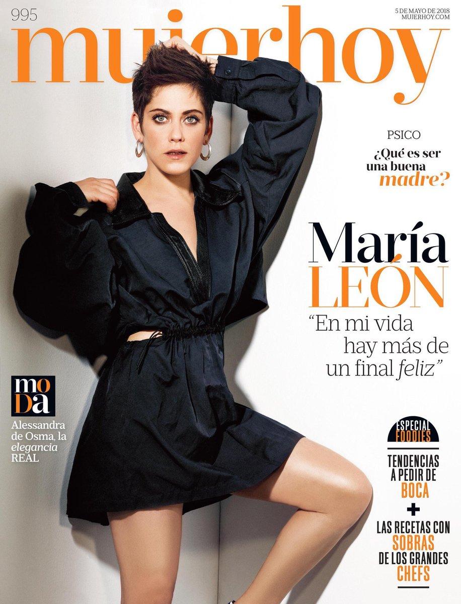María José Barrero On Twitter Hoy En La Portada De At Mujerhoy