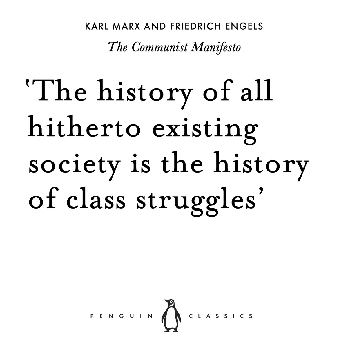 class struggle and the communist manifesto essay Online essay help the immediate aim of he communist is theformation of the proletariat into a class, overthrow the bourgeois supremacy, conquest of political power by the proletariat whenclass distinctions have disappeared and all production has been concentrated in the hands of.