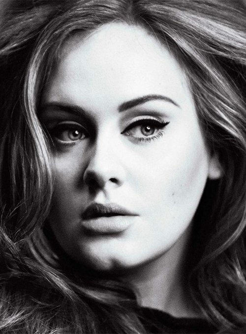 Happy Birthday-Adele/ Laurie Blue Adkins/