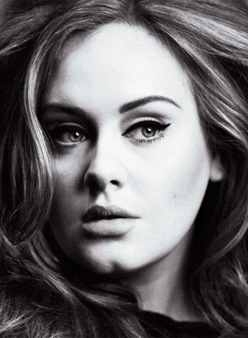 Happy Birthday-Adele/ Laurie Blue Adkins/