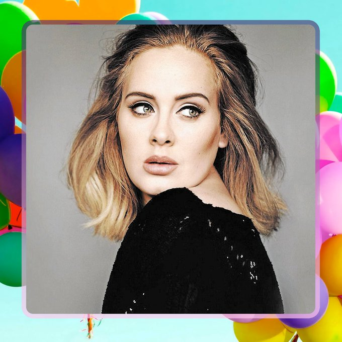 Happy Birthday to the incredible What Adele track is your fave?