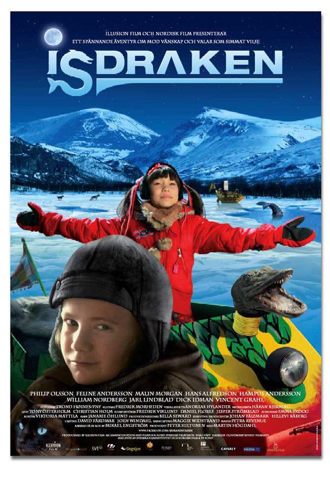 """Αποτέλεσμα εικόνας για """"ice dragon movie Martin Högdahl"""