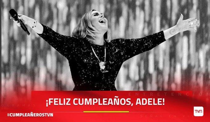 La cantante británica cumple 30 años   ¡Happy birthday !