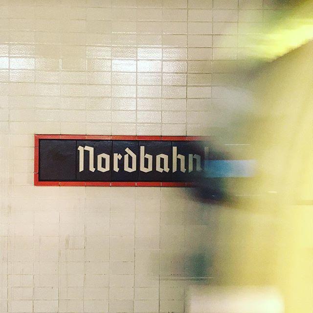 Katrin Scheib On Twitter Nordbahn Berlin Metro Germaniya Ubahn