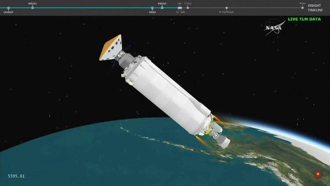 मंगल ग्रह के लिए रवाना हुआ NASA का मार्स लैंडर 'इनसाइट', जानें क्यों है खास! 1