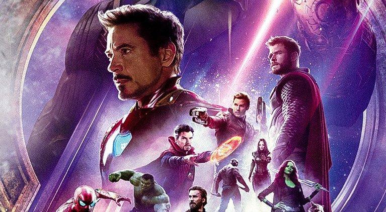 ICYMI: 'AVENGERS: INFINITY WAR' Becomes Fastest Film to Reach $1 Billion at the Box Office https://t.co/6tvcKk388J https://t.co/xkbiUnC7Tp