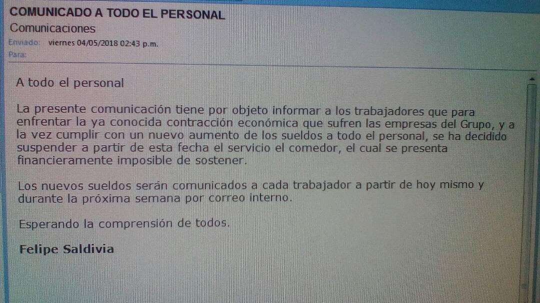 টুইটারে Arnaldo Espinoza: \