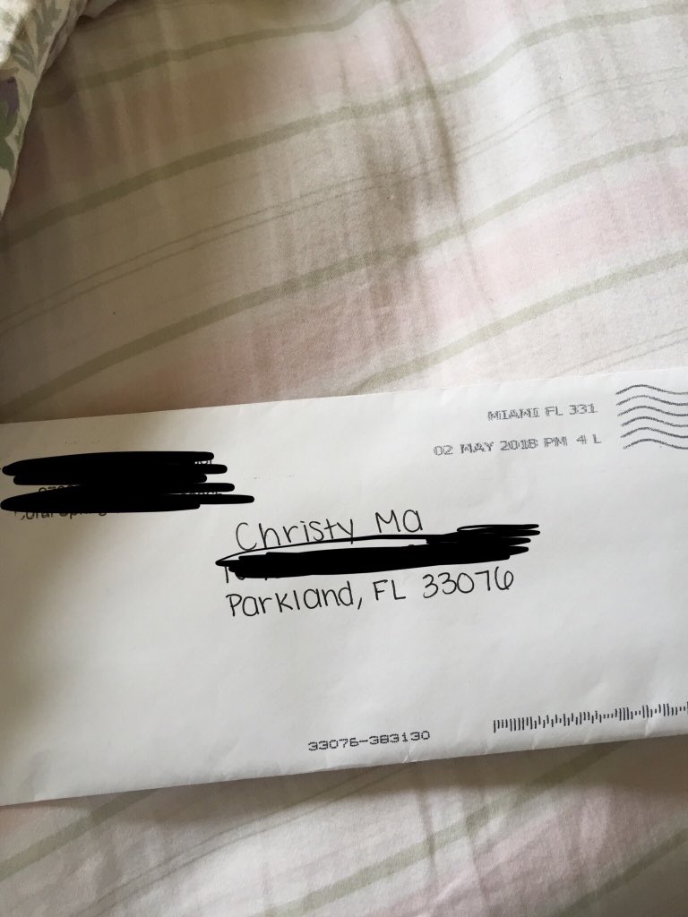 Christy Ma On Twitter Letters From 8th Grade Me And My Friends