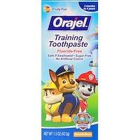 معجون اسنان بالفواكه للاطفال من اي هيرب