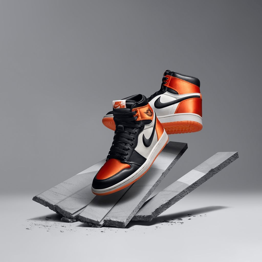 04ecf8245 Air Jordan 1 Womens Satin Shattered Backboard now available in the  following Jimmy Jazz stores ⠀  QUEENS ⠀ Queens Center
