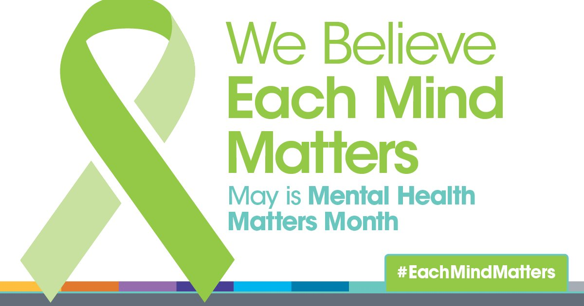 Kidsfirst On Twitter May Is Mental Health Matters Month According