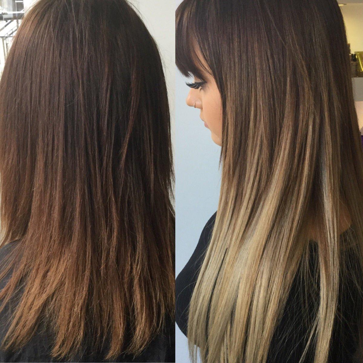 Balmain Hair Uk On Twitter Balmainized Striking Transformation By