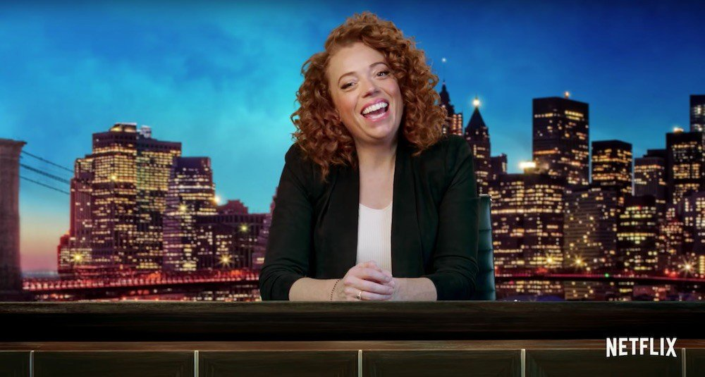 Check out the trailer for Netflix's 'The Break with Michelle Wolf' https://t.co/iUxC2ZG8F7 https://t.co/yTwtyy2nkk