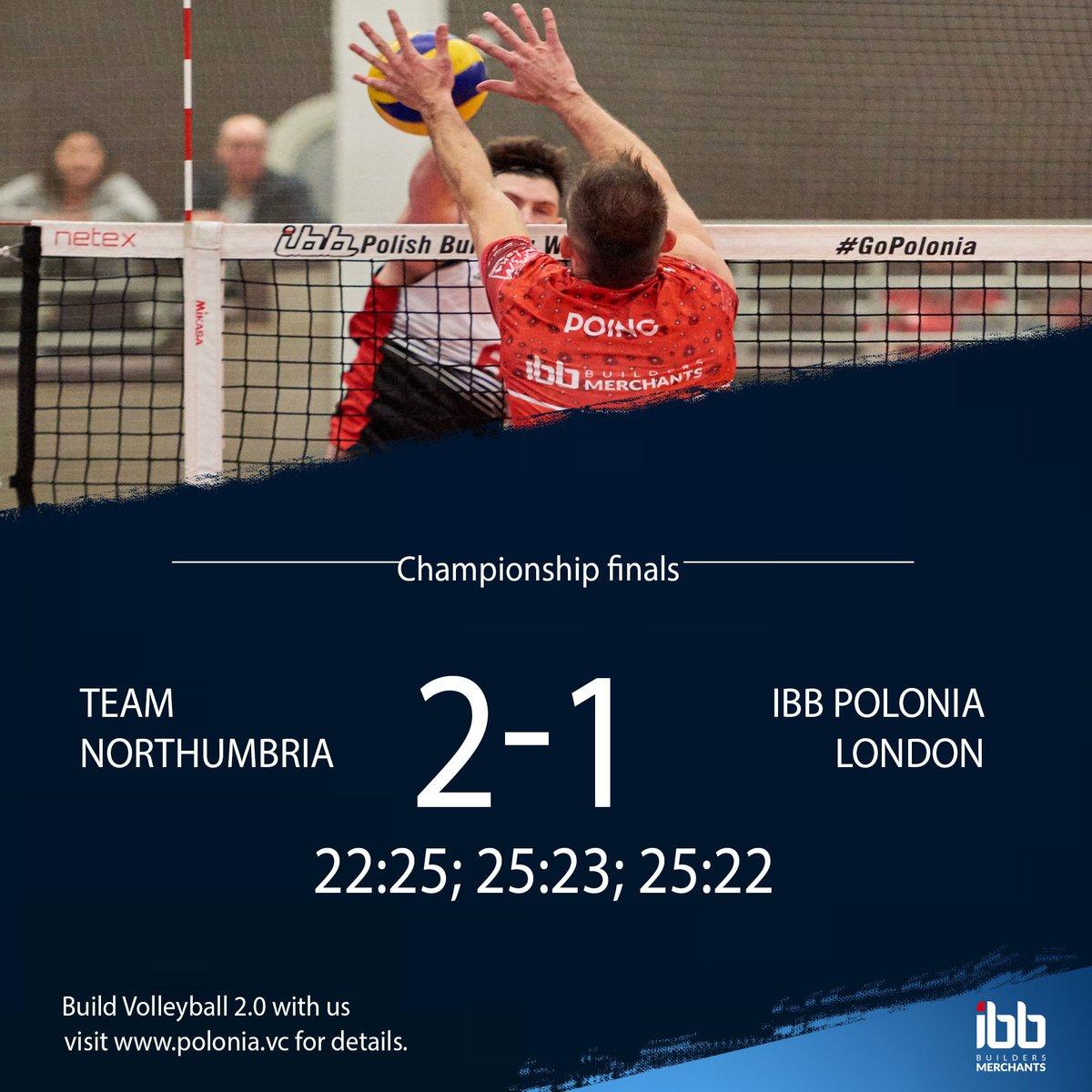 Vballengland Championship Finals St Leg Teamnorthumbria Ibb Polonia London   Gopolonia Ilikeibb Watch Live On Bbcsport