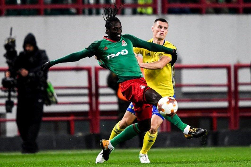 Russie: le Portugais Eder offre le titre de champion au Lokomotiv Moscou https://t.co/urea4NNZ8H