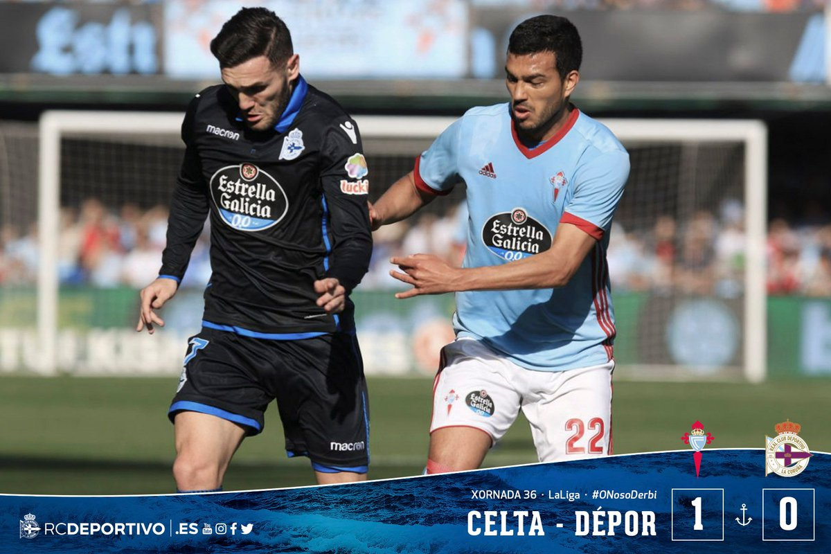 Video: Celta de Vigo vs Deportivo La Coruna